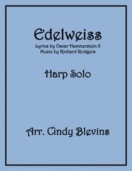 Edelweiss, for Lever or Pedal Harp
