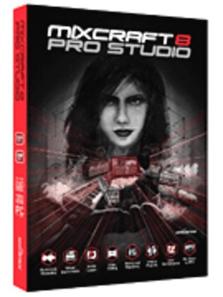 Mixcraft Pro Studio 8