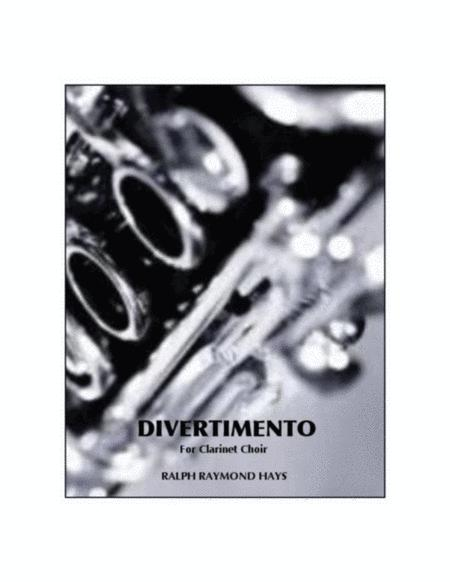Divertimento For Clarinet Choir