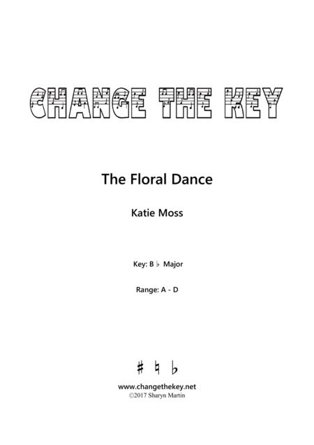 The Floral Dance - Bb Major