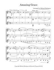 Amazing Grace - Trumpet Trio