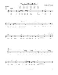Yankee Doodle Boy (from The Daily Ukulele) (arr. Liz and Jim Beloff)
