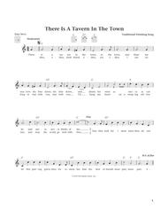 There Is A Tavern In The Town (from The Daily Ukulele) (arr. Liz and Jim Beloff)