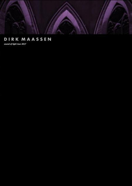 Dirk Maassen - Sound Of Light Tour / The Sheetbook