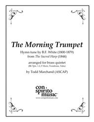 The Morning Trumpet — brass quintet