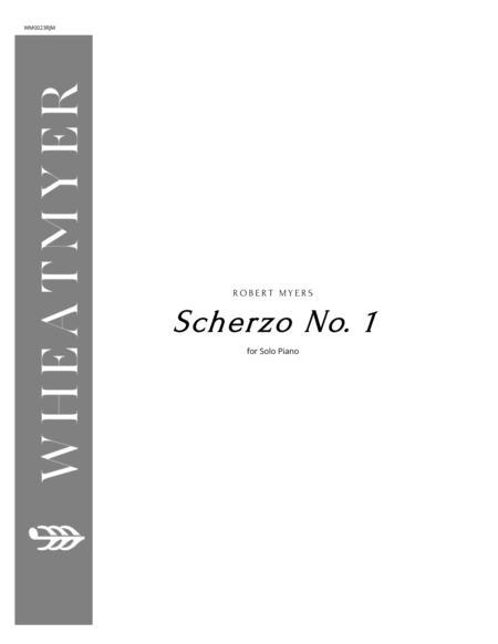 Scherzo No. 1 in C-Minor
