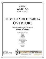 Russlan and Ludmilla Overture (Concert band Transcription)
