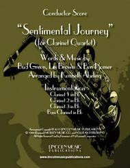 Sentimental Journey (for Clarinet Quartet)