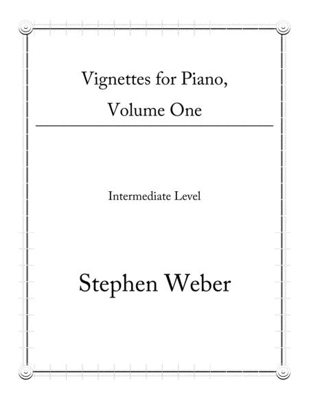 Vignettes for Piano Solo