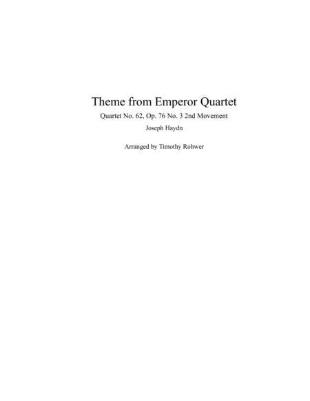 Emperor Quartet Theme