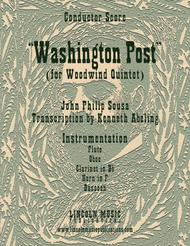 March - Washington Post March (for Woodwind Quintet)