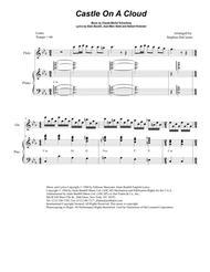 Castle On A Cloud (for String Quartet)