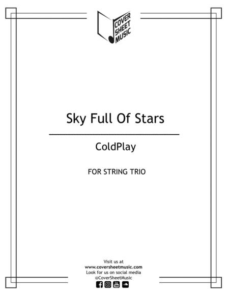 A Sky Full Of Stars String Trio