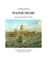 Water Music (for Woodwind Quintet)