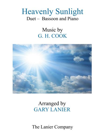HEAVENLY SUNLIGHT (Duet - Bassoon & Piano with Score/Part)