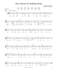 The Caissons Go Rolling Along (from The Daily Ukulele) (arr. Liz and Jim Beloff)