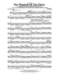 Phantom Of The Opera, Medley From Instrumental Pak - Electric Bass