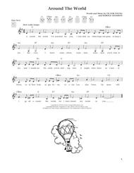 Around The World (from The Daily Ukulele) (arr. Liz and Jim Beloff)