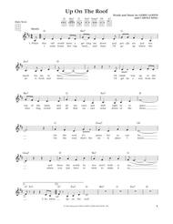 Up On The Roof (from The Daily Ukulele) (arr. Liz and Jim Beloff)