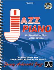 Volume 1 - How to Play Jazz for Piano