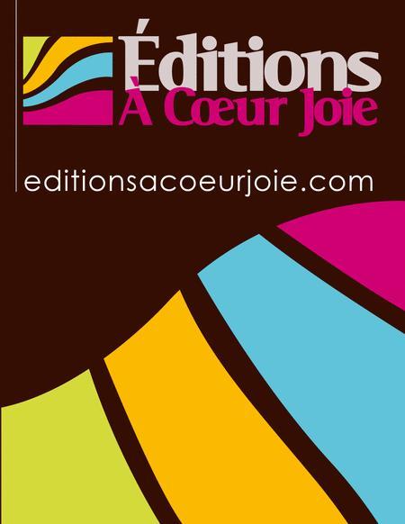 Le Dict De Saint Joseph - Rutge - SATB