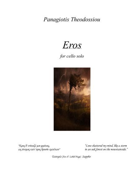 Eros for cello solo