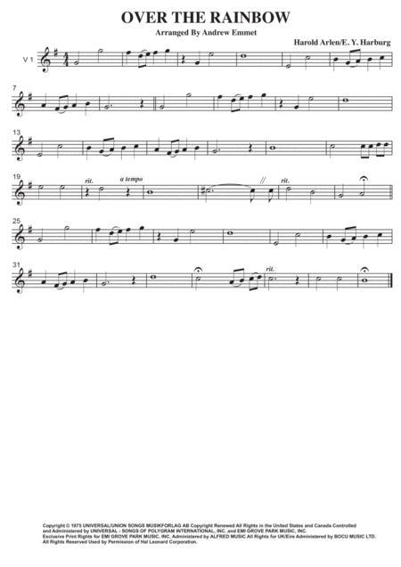 Over The Rainbow String Quartet