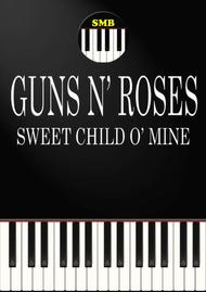 Sweet Child O' Mine (Piano)