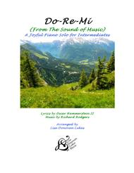 Do-Re-Mi (from The Sound of Music) an Intermediate Piano Solo