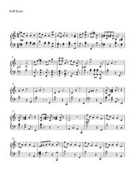 Little Melody In A minor No.1