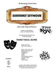 Suddenly Seymour - PIANO/VOCAL SCORE