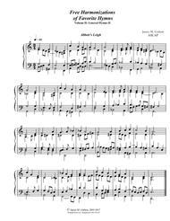 Guthrie: Harmonizations Vol. 2 - General Hymns II
