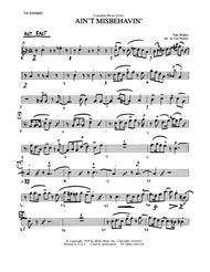 Ain't Misbehavin' - Bb Trumpet 1 (Brass Quintet)