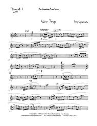 Killer Tango - Bb Trumpet 1 (Brass Quintet)