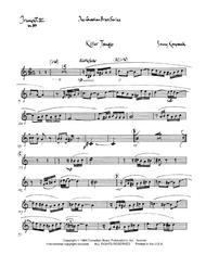 Killer Tango - Bb Trumpet 2 (Brass Quintet)