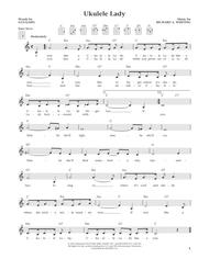 Ukulele Lady (from The Daily Ukulele) (arr. Liz and Jim Beloff)