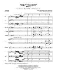 Porgy and Bess (Medley) - Full Score