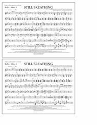 Still Breathing - Bells/Vibes 1