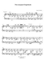 Guthrie: The Liturgical Organbook