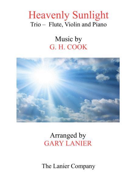 HEAVENLY SUNLIGHT (Trio - Flute, Violin & Piano with Score/Parts)