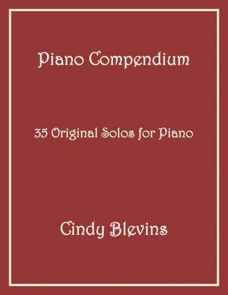 Piano Compendium, 35 Original Piano Solos, Intermediate