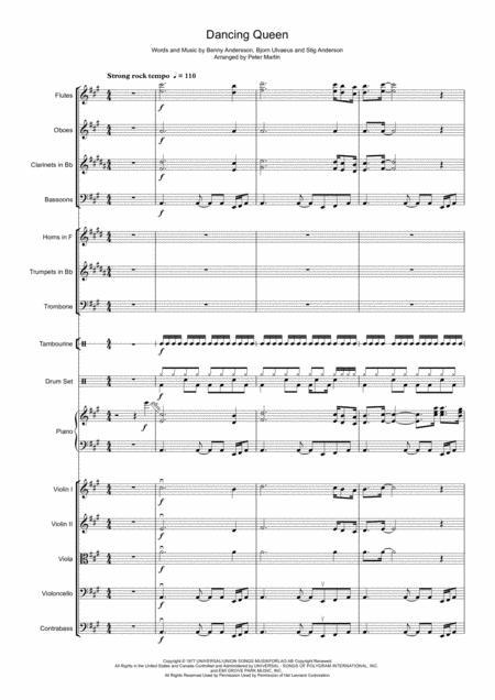 Dancing Queen - Orchestra