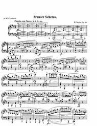 F.Chopin-Scherzo No.1 in B minor, Op.20