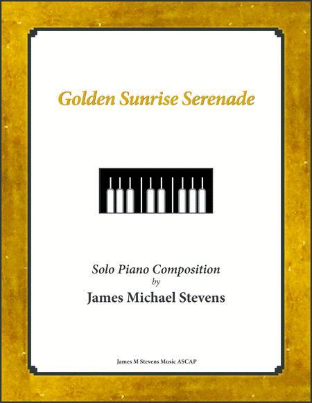 Golden Sunrise Serenade