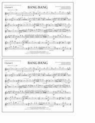 Bang Bang - Clarinet 1