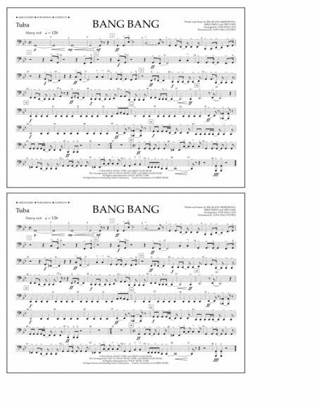 Bang Bang - Tuba
