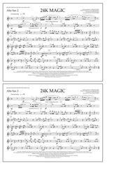 24K Magic - Alto Sax 2