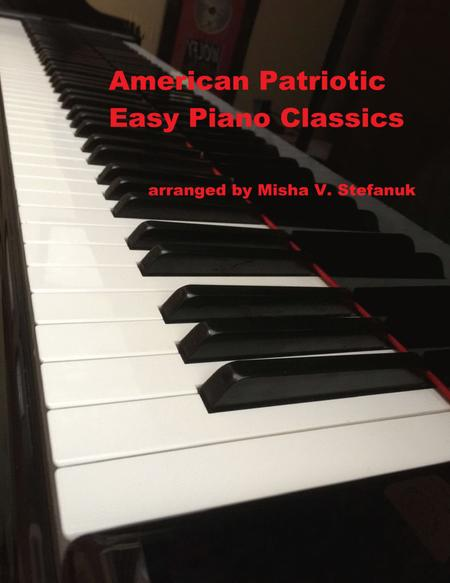 American Patriotic Easy Piano Classics