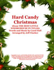 hard candy christmas from the best little whorehouse in texas - Hard Candy Christmas