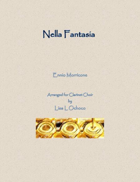 Nella Fantasia for Clarinet Choir